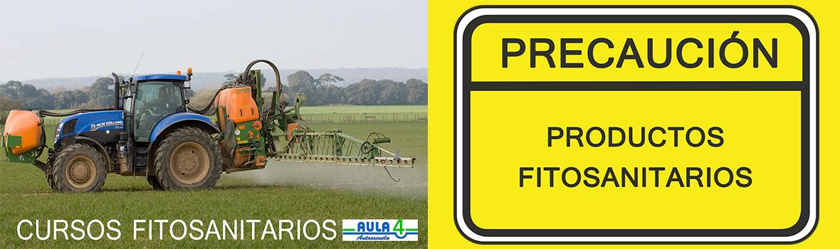 Cursos de manejo de productos fitosanitarios