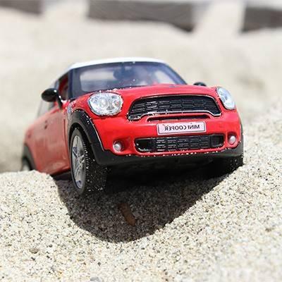 Aprende a conducir con un mini