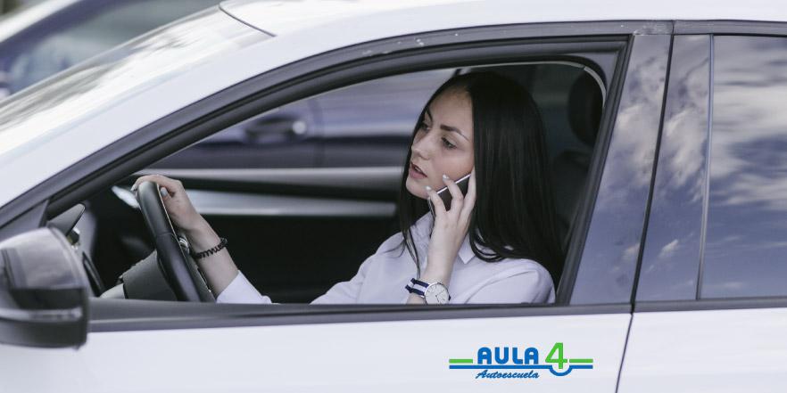 Errores a la hora de conducir.