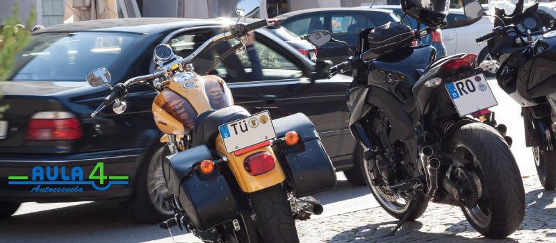 todo son ventajas al sacarse el carnet de moto