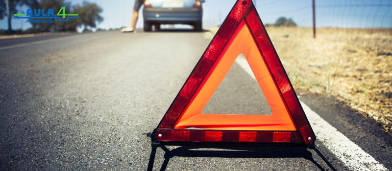 Una de las principales causas del miedo a conducir son los accidentes