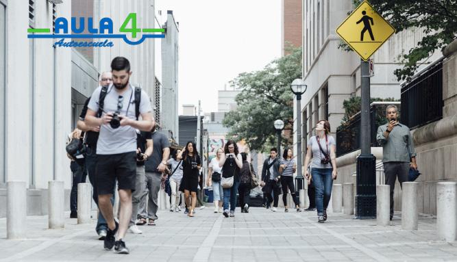 multas a peatones más comunes