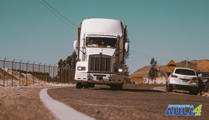 Carnet C, el necesario para conducir un camión