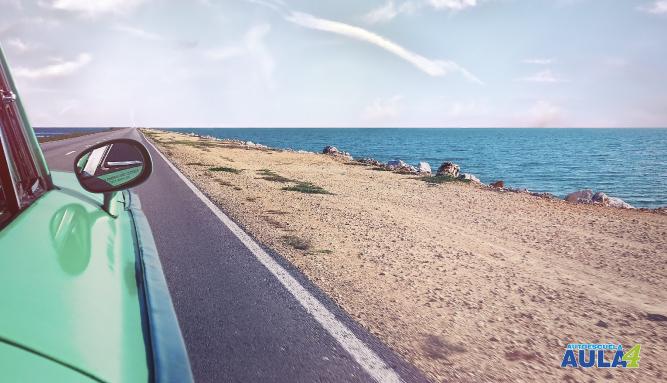 Las multas de tráfico en verano más habituales