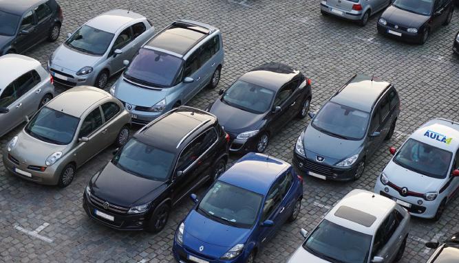 los mejores trucos para saber cómo aparcar un coche