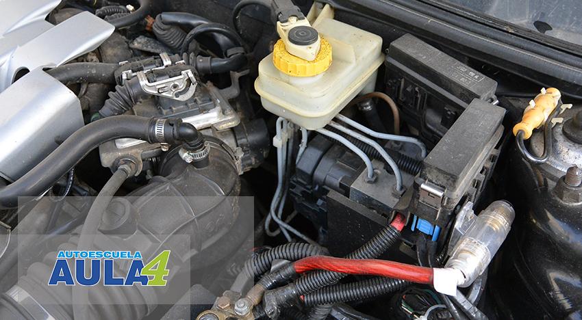 Líquido refrigerante motor